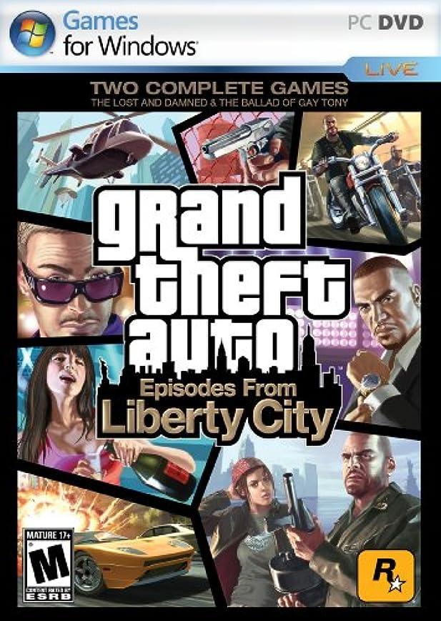 つかいます幅愛するGrand Theft Auto: Episodes from Liberty City (輸入版)