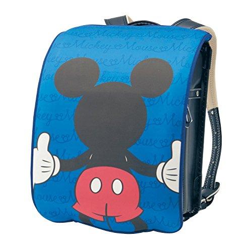 [ベルメゾン] ディズニー 抱きつきデザインの撥水ランドセルカバー ミッキーマウス ミッキーマウス