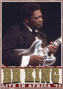 B.B. King Live in Africa 74 / [DVD] [Import]