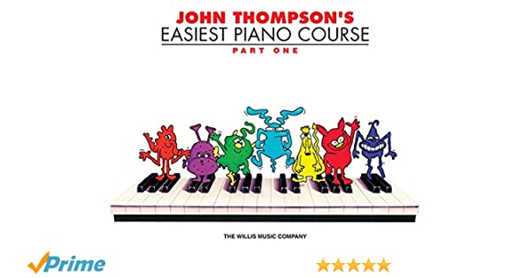 Amazon | John Thompson's Easie...