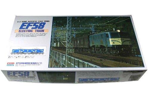 1/80 電気機関車 No.2 EF58 東海道