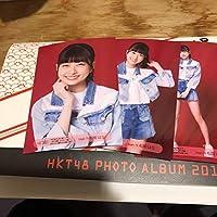 HKT48 九州7県ツアー あの支配人からの、卒業 2019.10月22日 佐賀市文化会館 松岡はな 3枚コンプ 生写真