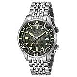 [Spinnaker] 腕時計 BRADNER SP-5062-33 メンズ シルバー