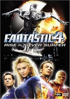 ファンタスティック・フォー:銀河の危機 (特別編/初回生産分限定特典ディスク付・2枚組) [DVD]
