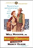 The Boy From Oklahoma [DVD] [Import]