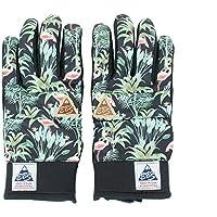 17-18 eb's (エビス) スノーグローブ THE SPRING FLAMINGO Mサイズ ザ?スプリング 5本指 タッチパネル対応 手袋