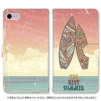 スマホ スマートフォン 手帳 スマホケース フォトシリーズ2 【3256_B Summer|iPhone6s】