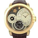 ハリ-・ウィンストン HARRY WINSTON ミッドナイト GMT トゥ-ルビヨン MIDATG45RR001 新品 腕時計 メンズ [並行輸入品]