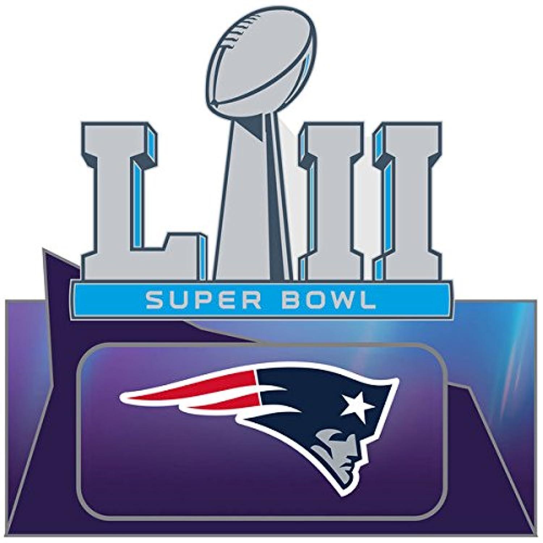 Super Bowl LII ( 52 ) New England Patriotsピン