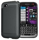 TUDIA 超薄型 LITE TPU バンパー 保護ケース BlackBerry Classic (黑)