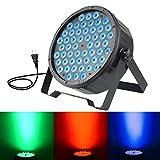 BETOPPER ステージライト ステージ照明 舞台照明 RGB DMX512 カラフル 音声起動 スポットライト ディスコライト 照明/演出/舞台/ディスコ/パーティー/KTV/結婚式/クラブ/バー (LPC008S)