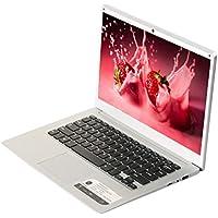 超薄型クアッドコアノートパソコンPC 14インチ画面表示1366 x 768ピクセル4 G + 64g Windows 10 Intel HD、HDMI