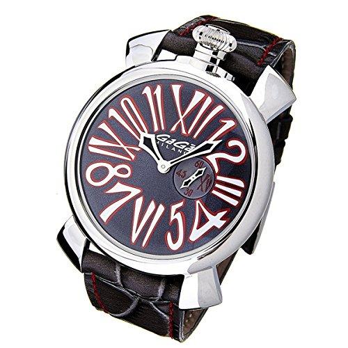 [ガガミラノ] GAGA MILANO 腕時計 スリム SLIM 5084.2 ユニセックス [並行輸入品]