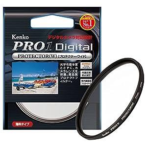 Kenko レンズフィルター PRO1D プロテクター (W) 77mm レンズ保護用 252772