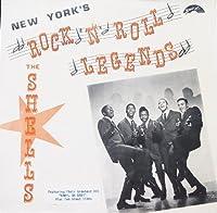 New York's Rock 'N' Roll Legends [vinyl lp record ]