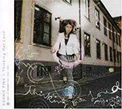 BONNIE PINK「Broken hearts, city lights and me just thinking out loud」のジャケット画像