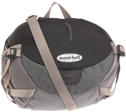 モンベル(mont-bell) サイクールランバーパック 5 ブラック 1130306