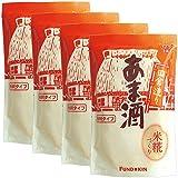 あま酒〔希釈タイプ〕(250g×4袋) /米糀づくり甘酒 無加糖