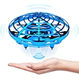 Jasonwell Hand Operated Drone for Kids Toddlers Adults - Hands Free Mini Drones for Kids Flying Toys Gifts for Boys and Girls Hand Drone Kids Self Flying Drone