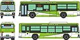 全国バスコレクション JB037-2 国際興業 いすゞエルガ ノンステップバス ジオラマ用品
