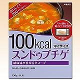 Amazon.co.jpマイサイズ 100kcal スンドゥブチゲ 130g