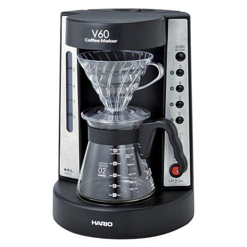 RoomClip商品情報 - HARIO V60 珈琲王コーヒーメーカー 2~5杯用 ブラック EVCM-5B