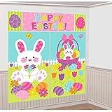 Easter Scene Setter Wall Kit イースターシーンセッターウォールキット?ハロウィン?クリスマス?