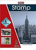 2016 Scott Standard Postage Stamp Catalogue: Countries of the World;  San-Z (Scott Standard Postage Stamp Catalogue Vol 6 San-Z)