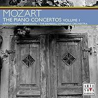 Mozart: The Piano Concertos, Vol. 1 by W.A. Mozart (2013-05-03)