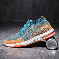 BEESCLOVER Classic Men and Women Sneakers Outdoor Walking Lace up Breathable Mesh Super Light Jogging Sports Running Shoes