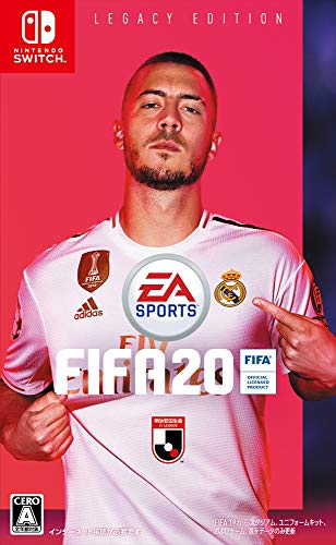 FIFA 20 Legacy Edition 【Amazon.co.jp限定】オリジナルA4クリアファイル 付 - Switch