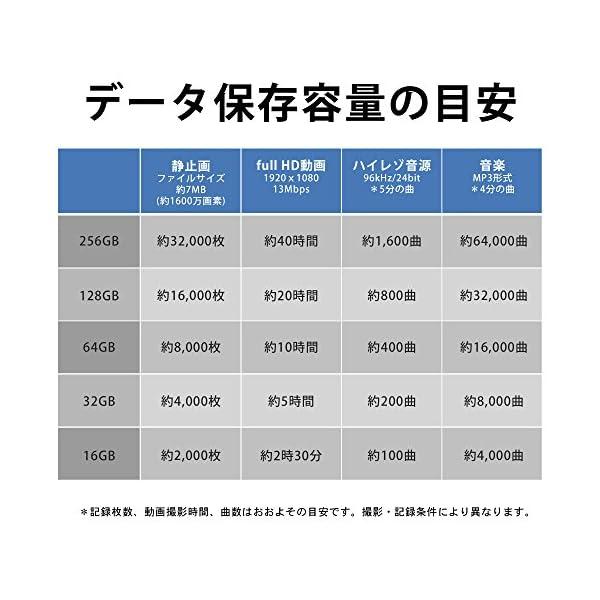【Amazon.co.jp限定】シリコンパワー...の紹介画像6