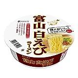 寿がきや 全国麺めぐり 富山白えびラーメン 104g
