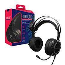"""Hyperkin """"Ultra Wave"""" USB Gaming Headset for PS4/ PS3/ Nintendo Switch/ PC/ Mac - PlayStation 4"""