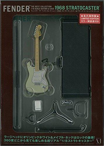 """Fender The Best Collection """"1968ストラトキャスター&ブラック・トーレックス・ケース"""