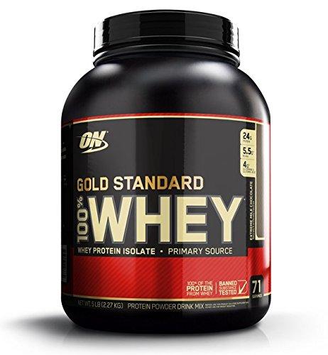 Gold Standard 100% ホエイ エクストリームチョコレート 2.27kg