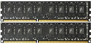 TEAM LONGDIMM PC3-12800 DDR3 1600MHz 8GB2枚組 16GB TED316G1600C11DC