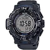 [カシオ]CASIO 腕時計 PROTREK トリプルセンサーVer.3搭載 世界6局対応電波ソーラー PRW-3510Y-1JF メンズ