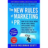 The New Rules of Marketing and PR (6th Edition) [Paperback] [Jan 01, 2018] David Meerman Scott