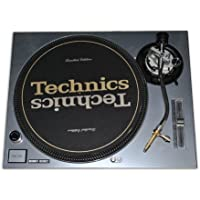 Technics Silver Face Plate for Technics SL-1200 / SL-1210 MK5 M3D Turntables by Quality