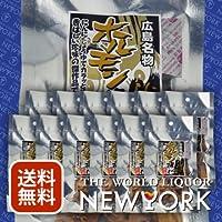 広島名物ホルモンホルモン揚げ にんにくしょうゆ味 36gx12袋入