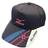 【ミズノ】ALLJAPANキャップ テニス/帽子/オールジャパン/ミズノ/テニス用品 ミズノ/オリジナルキャップ (ALLJAPAN-7) 1 ネイビー×ネイビー