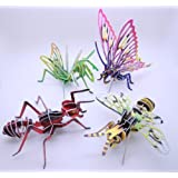 3Dパズル 昆虫 セット ペーパーパズル