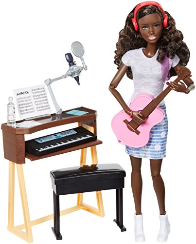 Barbie Girls Music Activity Playset