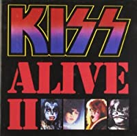 Alive II [2 CD Remastered] by Kiss (1997-08-12)