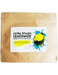 炭酸 レモネード クレンズジュース 7億5千個の乳酸菌 フォルスコリ デキストリン キャンドルブッシュ 172種類の 酵素 配合 150g by ULTRA SPLASH
