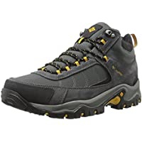 Columbia Men's Granite Ridge Mid Waterproof Wide Hiking Shoe