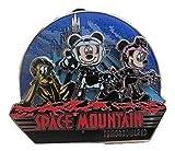 "Disney Parks "" Space Mountain "" Tomorrowland Trading Pin"