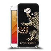 オフィシャルHBO Game of Thrones Lannister ハウス・モットー Zenfone 4 Selfie Pro ZD552KL 専用ソフトジェルケース