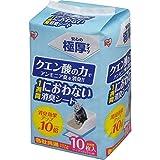 アイリスオーヤマ システム猫トイレ用脱臭シート クエン酸入り 10枚入